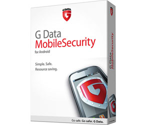 G Data MobileSecurity tablets smartphones Android