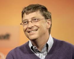 Bill Gates, presidente y fundador de Microsoft, prepara un nuevo proyecto empresarial llamado bgC3