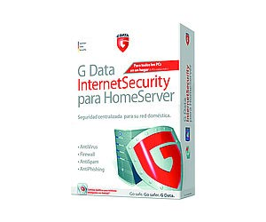 G Data InternetSecurity HomeServer redes domesticas