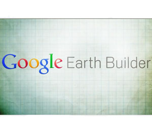 Google earth builder