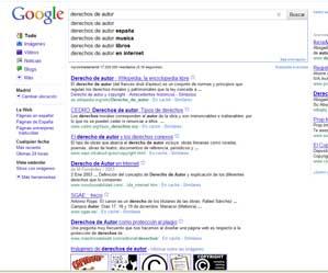 Google mejorará la defensa de los derechos de autor