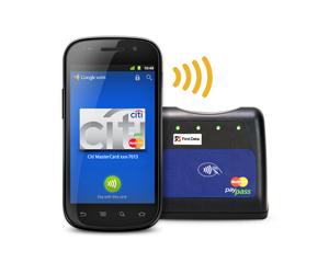 Pagos móviles con NFC