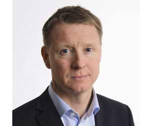 Hans Vestberg, presidente y CEO de Ericsson