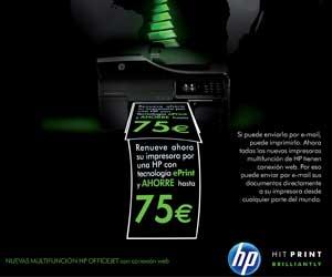 HP plan renove impresora