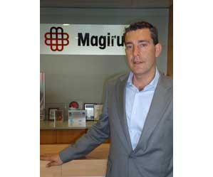 Hugo Fernández, Magirus