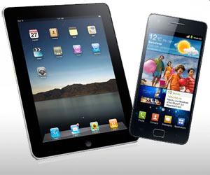 Kantar Worldpanel smartphones tablets Samsung Apple
