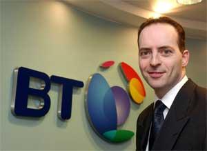 Ian Livingston, nuevo CEO de BT