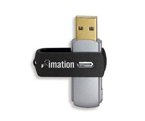 McAfee Imation USB encriptados