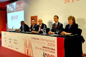 Inaguación Congreso Internacional 2009 en Barcelona de itSMF