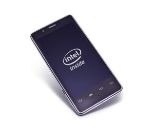 smartphone procesadores intel