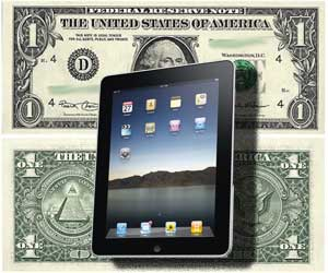 iPad, el tablet de Apple