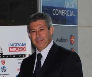 Jaime Soler, director general de Ingram Micro