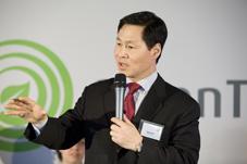 Jeong Kim, presidente de Bell Labs
