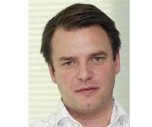 Johan Andsjo, CEO de Yoigo