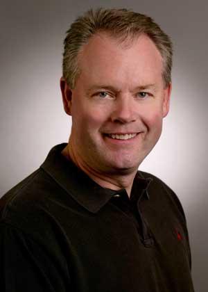 Kevin Johnson, CEO de Juniper Networks