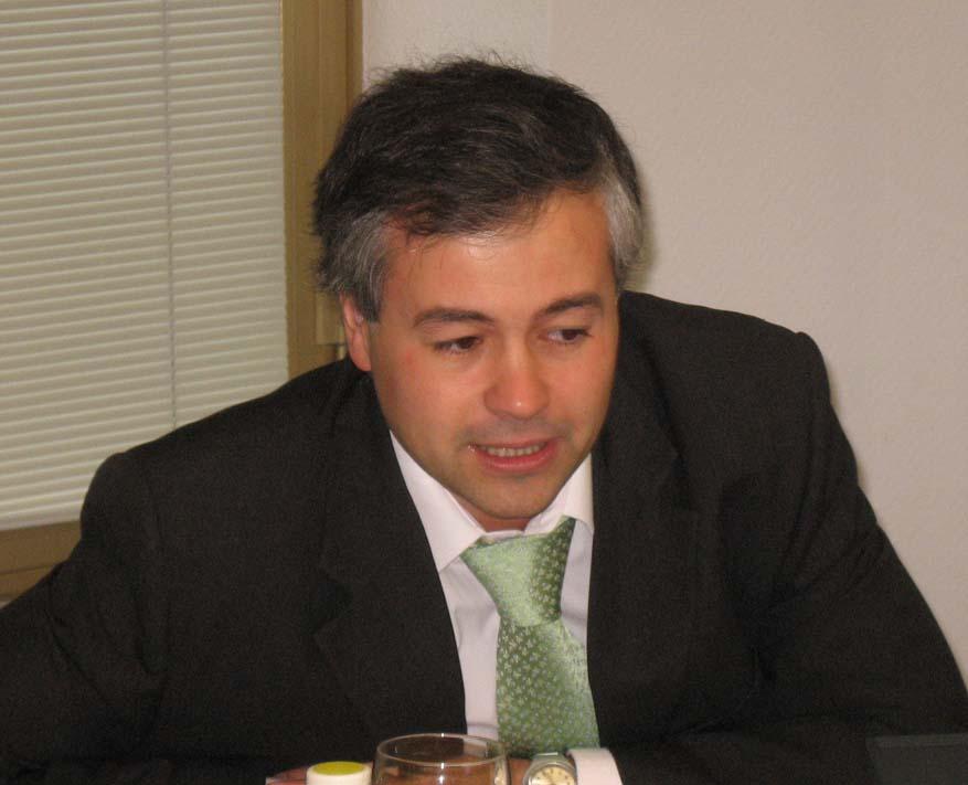 Jorge Fernandez, director técnico HP ProCurve