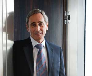 Julio Linares, CEO de Telefónica