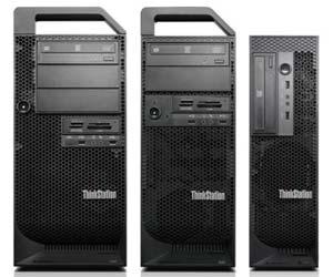 Lenovo ThinkStation S30 D30 C30 estaciones de trabajo