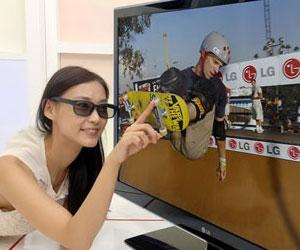 LC Cinema 3D TV