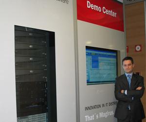 Magirus EMC Ready to Fly Demo center