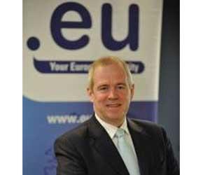 Marc Van Wesemael, director general de EURid