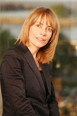 María Garaña, presidenta de Microsoft