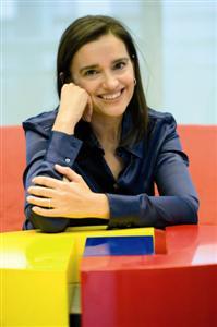 María Valcarce, rsponsable de SIMO Network