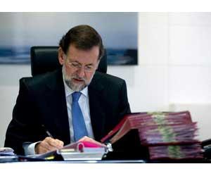 Rajoy anuncia cambios en la CMT