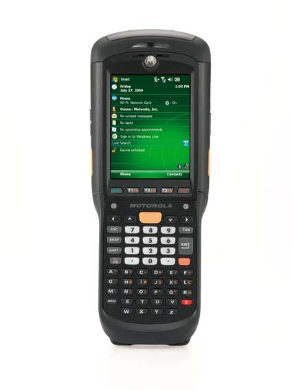 Motorola MC9500