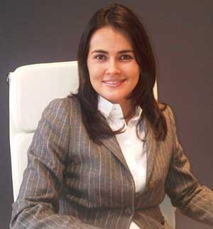 Nathaly Rey, directora general de ISMS Forum Spain