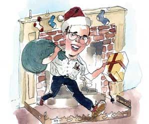 hogares españoles gasto Navidad