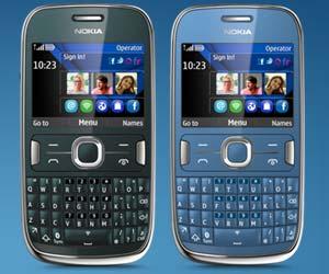 Nokia Asha 302 202 203 smartphones