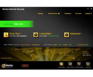 Symantec Norton 2012