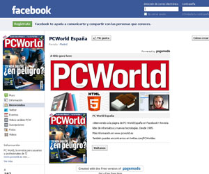 pcworld en facebook
