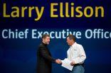 Los máximos ejecutivos de Oracle y Sun