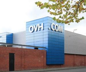 OVH hosting cloud computing