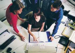 colaborativas, TI, directivos, trabajadores, colaboración