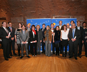 Fundación BT galardonada en los Premios Novartis-Forética de Voluntariado Corporativo