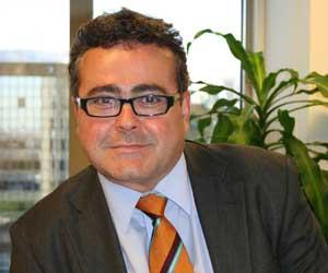 Rafa Ortega, responsable del Dominio de Seguridad del subárea mediterránea de Ernst & Young