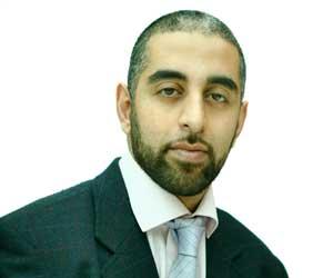 Raj Samani, vicepresidente y CTO de McAfee EMEA