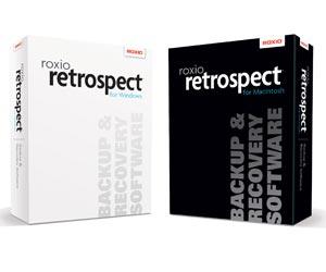 GTI Roxio Retrospect