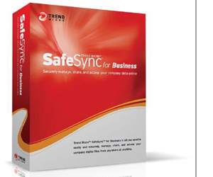 safesync for business trend micro