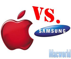 Apple demanda Samsung Galaxy Tab iPhone iPad