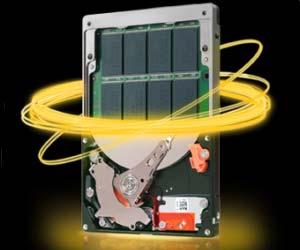 Seagate Momentus XT SSD hibrido