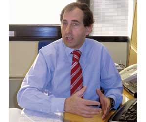 Sebastián Pascual, director comercial de Tech Data España