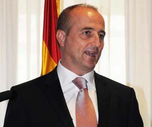 Miguel Sebastian, Ministro de Industria