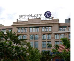 Sede Alcatel-Lucent en Madrid