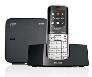 Sistemas telefónicos de Gigaset