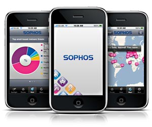 Sophos Security Threat Monitor