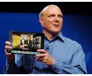 Windows para tablets en 2012